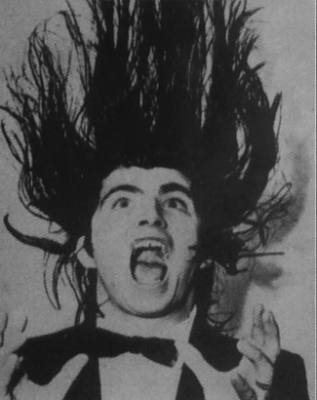 Screamin Lord Sutch: the original horror punk